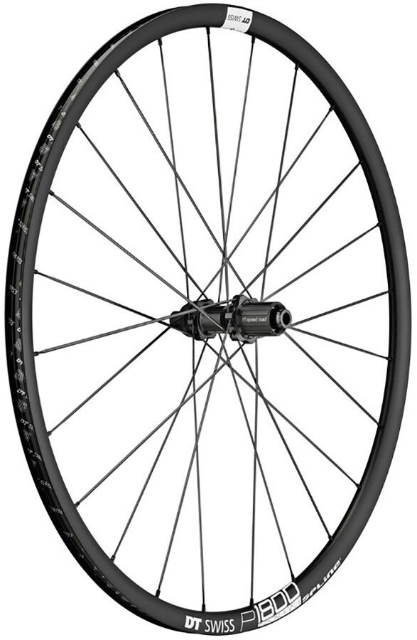 DT Swiss P 1800 Spline DB 23 Rear Wheel Alu Center Lock